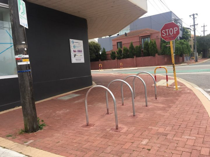 Increase your business by investing in bike racks