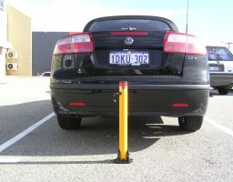 Increase Your Peace of Mind with Parking Bollards