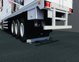 Using Wheel Stops in Parking Lots