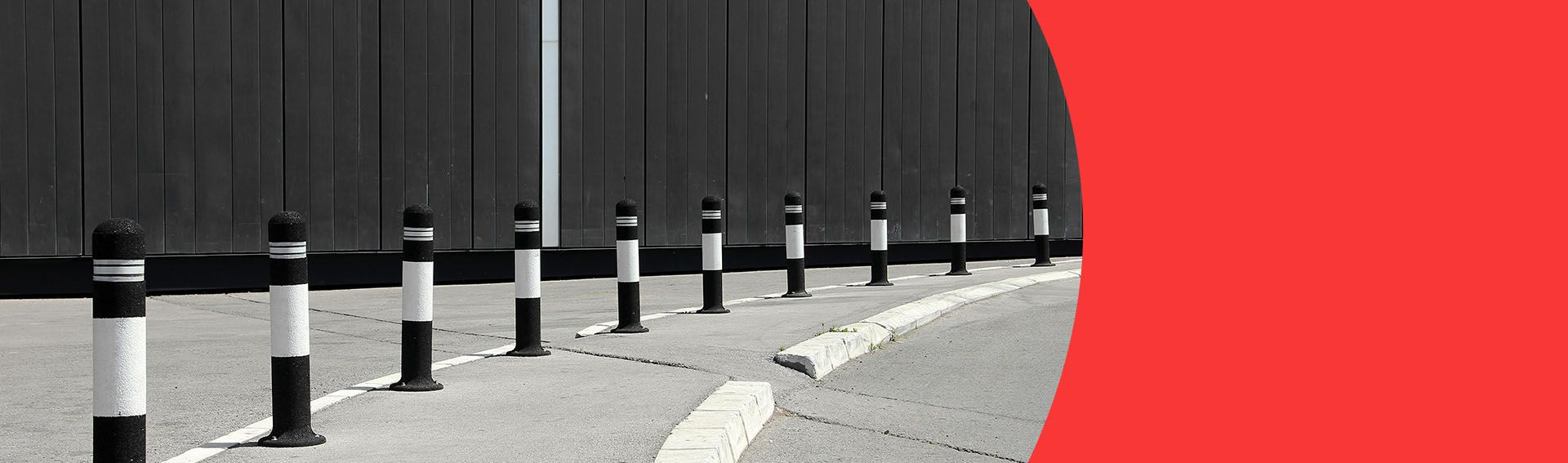 Chain Gate Barrier, Automatic Chain Gate Barrier - Image