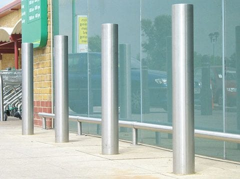 The Ultimate Safety Protection with the implementation of Bollards