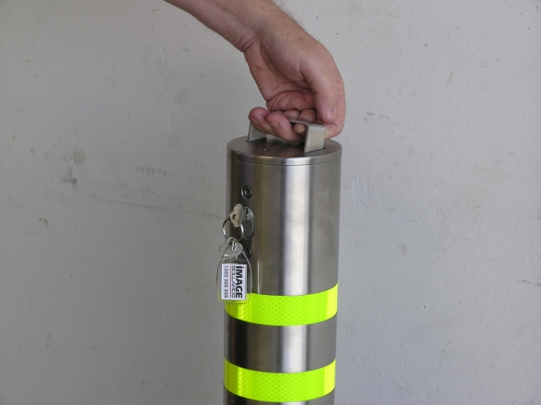 Is it Easy to Install Removable Bollards?