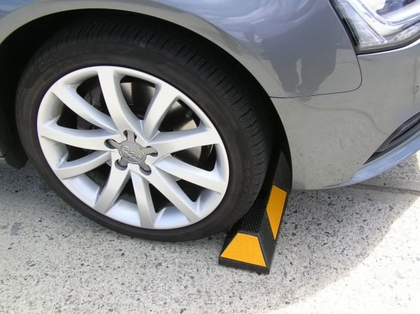Wheel Stops for Stress-free Parking