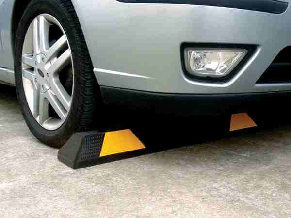 Why Every Car Park Needs Wheel Stops