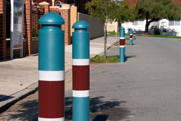 Dugite Permanent Bollards