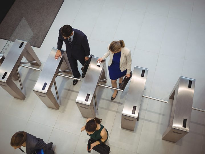 4 Steps to Maintain Your Boom Gates and Turnstiles