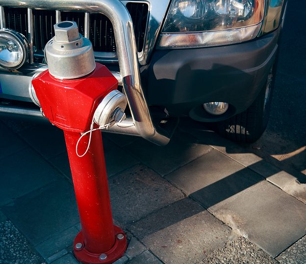 Should You Park in Front of a Fire Hydrant?