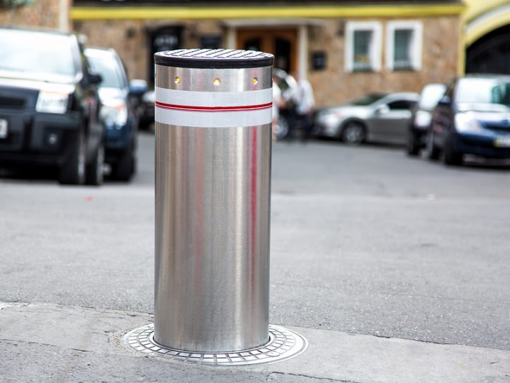 3 Ways to Use Retractable Bollards