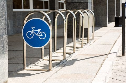 4 Ways to Use Bike Racks in Your Business