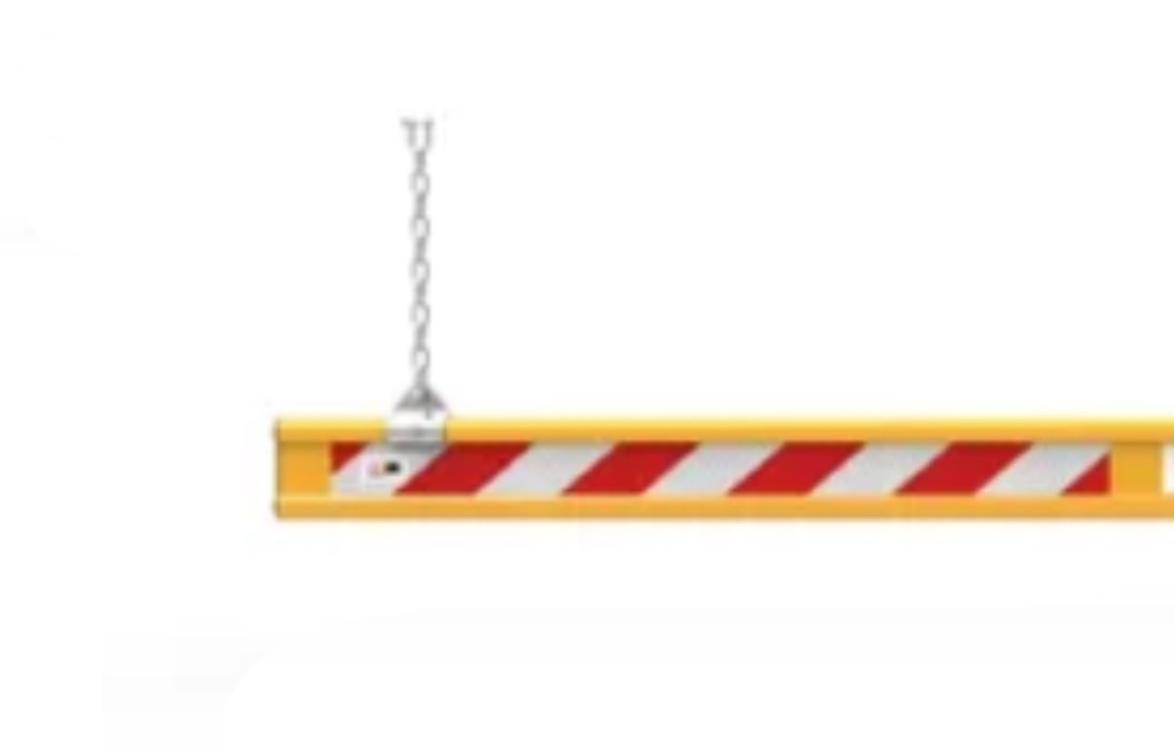 Height Restriction Bars