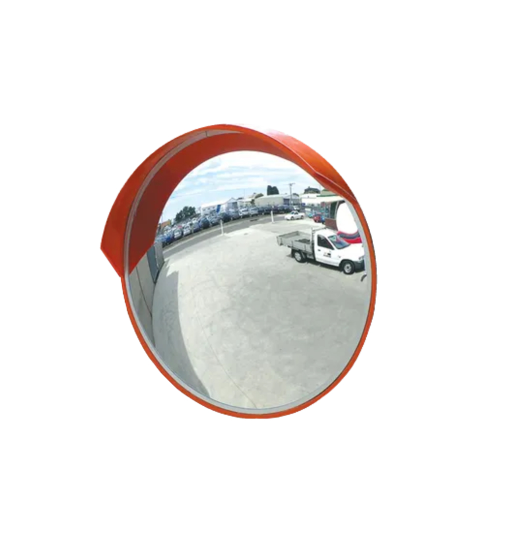 Convex Mirrors – Stainless Steel