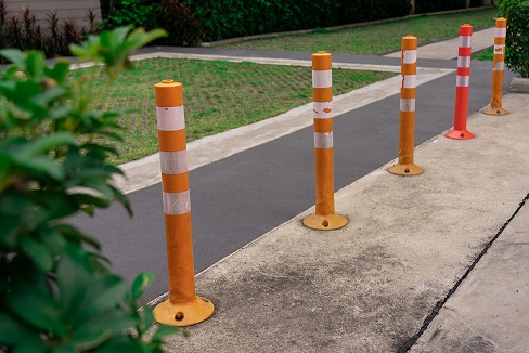How to Install Surface Mounted Bollards into Concrete!
